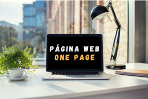 one page web